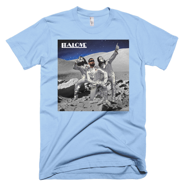 Image of Italove T-Shirt Blue