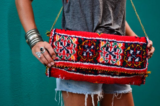 Image of Pochette | Clutch - Kalila