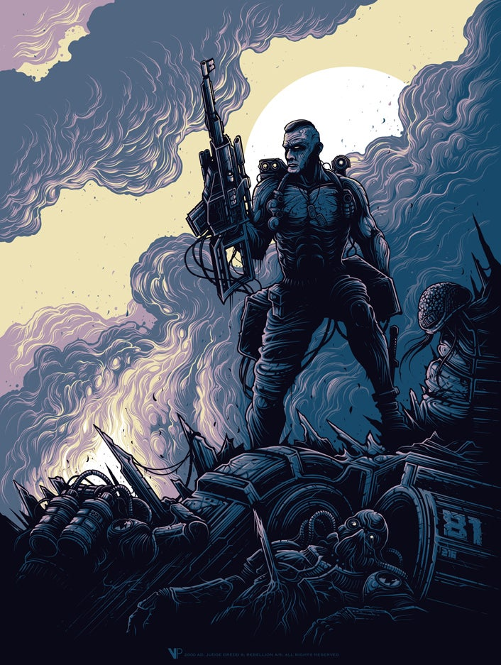 Image of Rogue Trooper - Variant