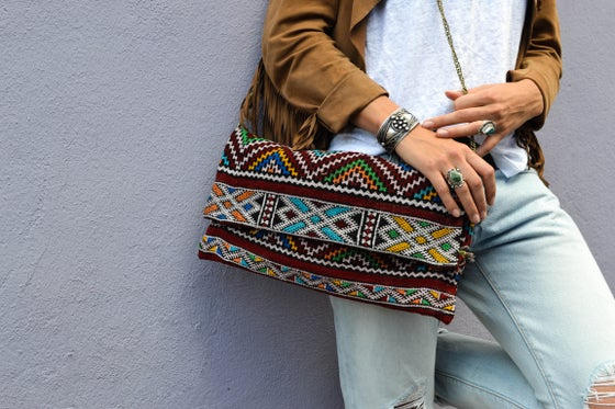 Image of Pochette | Clutch - Mina