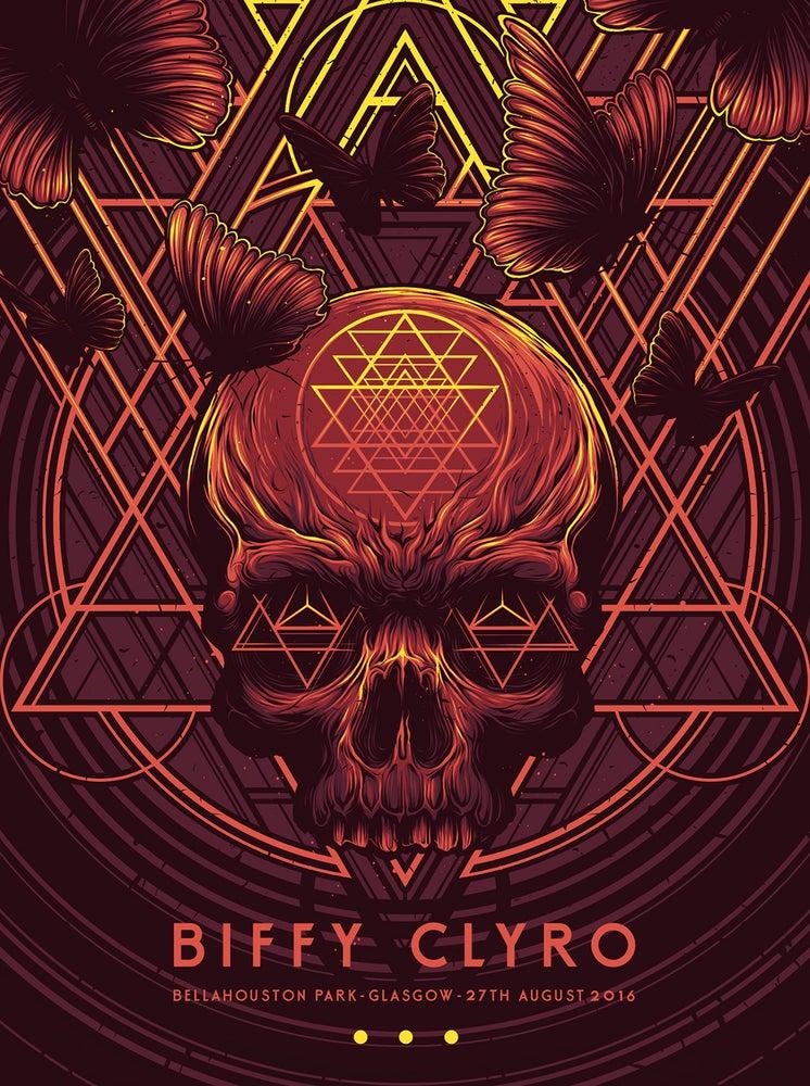 Image of Biffy Clyro - Bellahouston Park