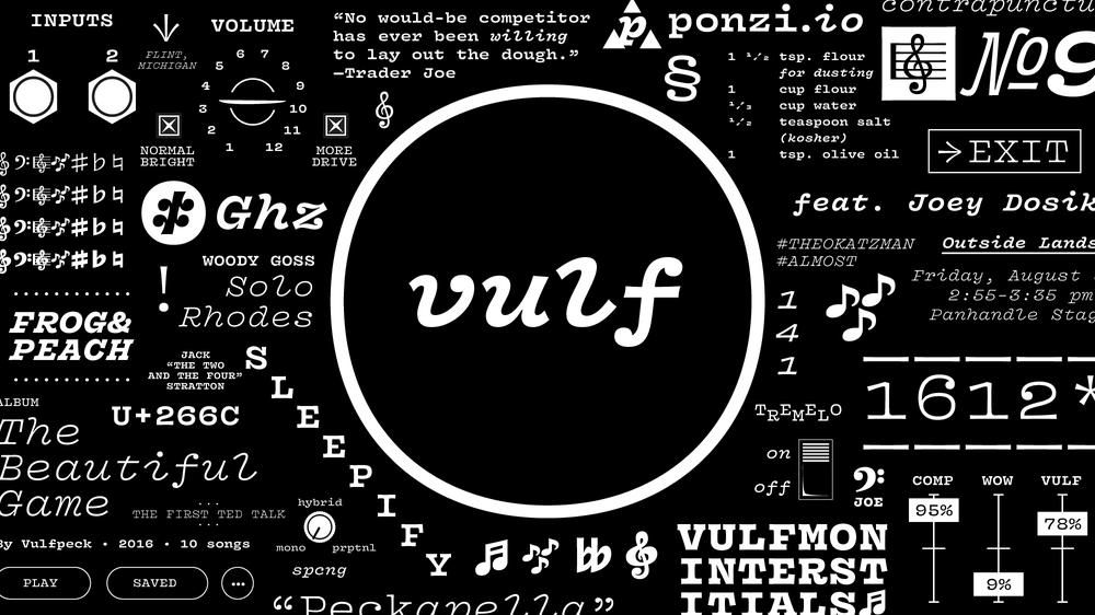 Image of Vulf Mono