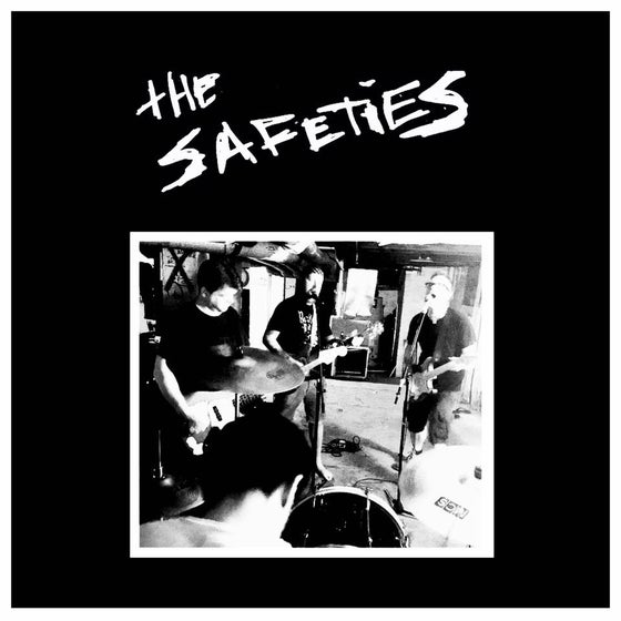 Image of The Safeties - s/t EP