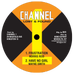 """Image of Norris Reid / Wayne Smith - Those Tear Drops / Frustration / Have No Girl 10"""" (Channel 1)"""