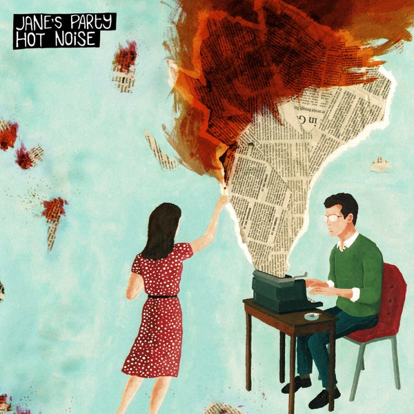 Image of Album: Hot Noise (2013)