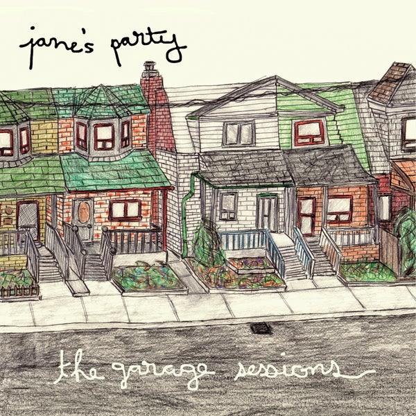 Image of Album: Garage Sessions (2010 pressing)
