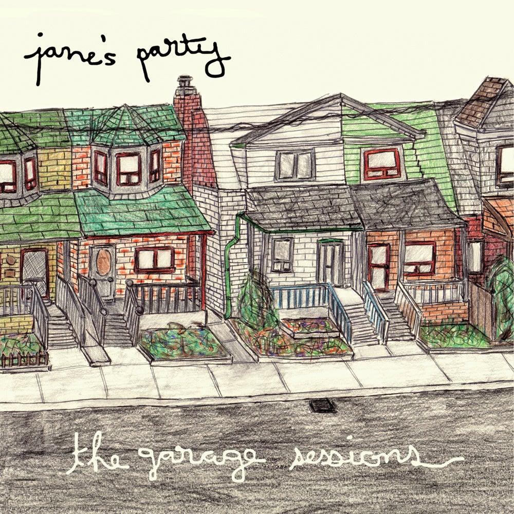 Image of Album: Garage Sessions (2010 pressing)