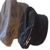 Image of Thera Distressed Cadet Hat