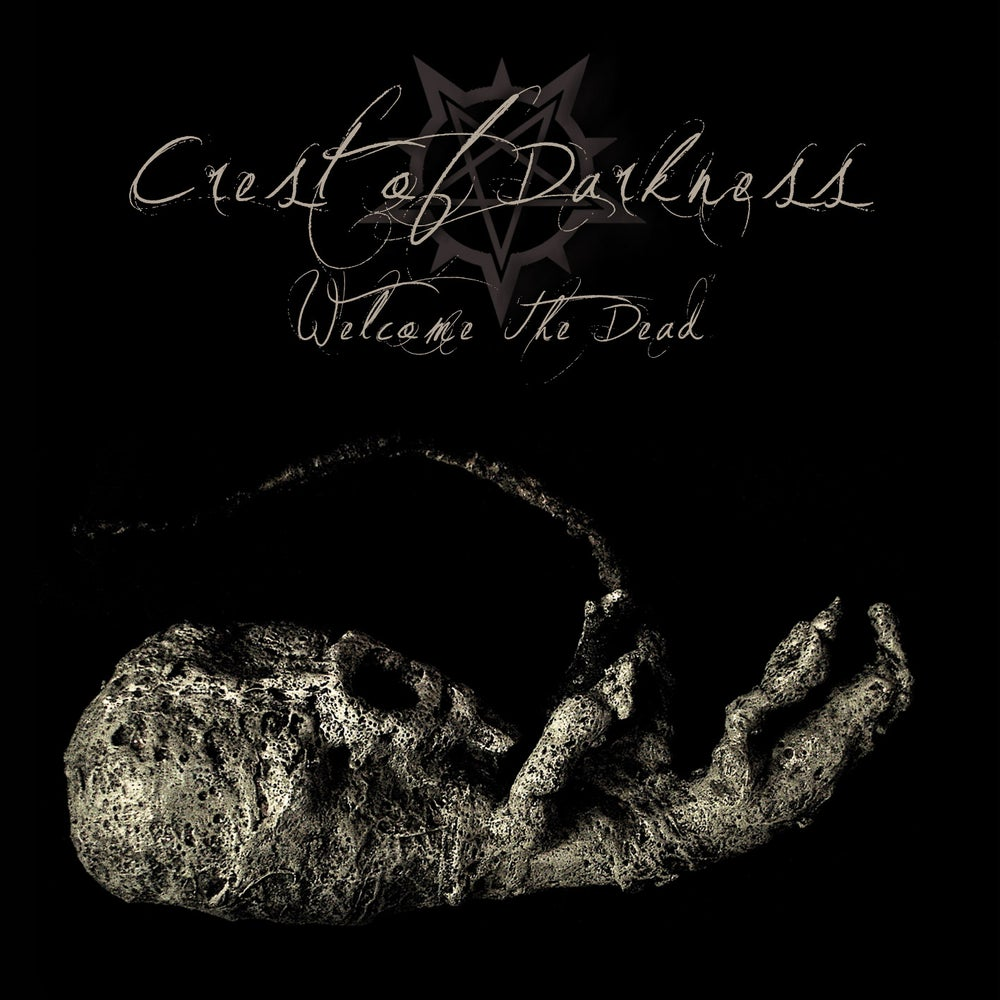 "Image of CREST OF DARKNESS ""Welcome The Dead"" CD/DLP"