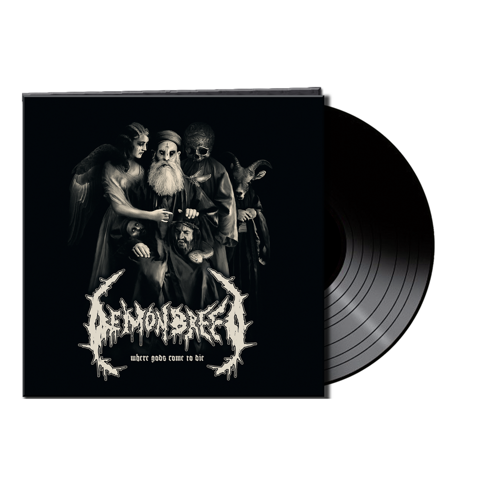 Image of Demonbreed • Where Gods Come To Die (Vinyl)