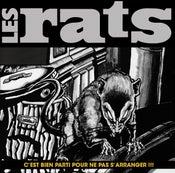 """Image of LES RATS """"C'est Bien Parti Pour Ne Pas S'arranger"""" CD réédition 2016"""