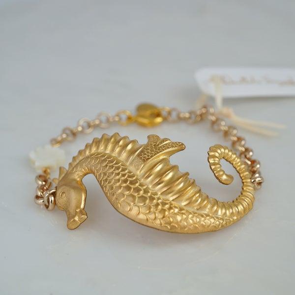 Image of Seahorse bracelet