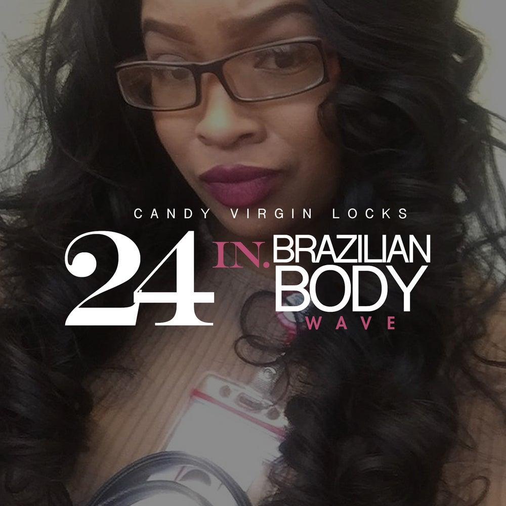"""Image of 24"""" Brazilian Body Wave"""