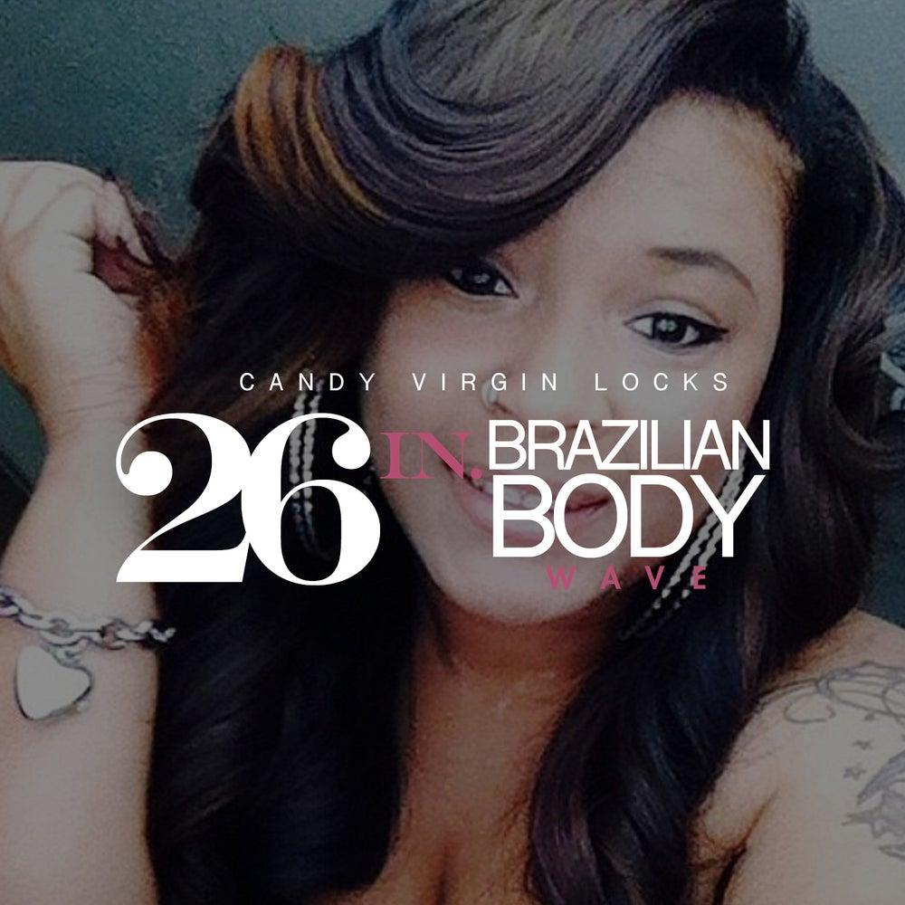 """Image of 26"""" Brazilian Body Wave"""