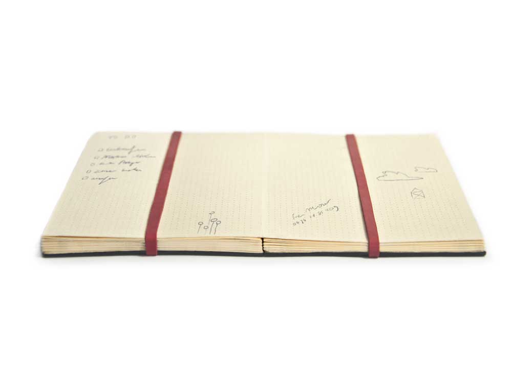 Image of NOTEZ notebook | 46dotted pages