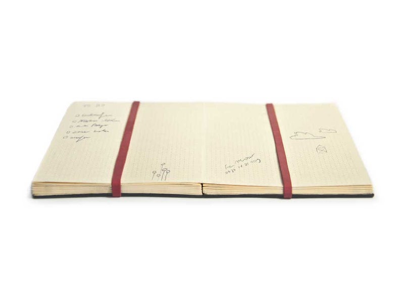 Image of NOTEZ notebook | 46 dotted pages