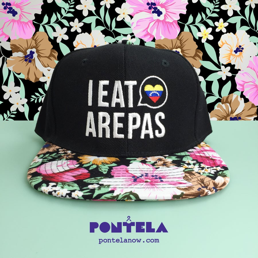 Image of I Eat Arepas Black Forest