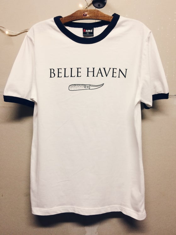 Image of Belle Haven 'Carving Knife' Ringer