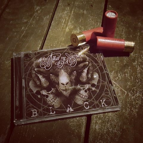 Image of Black cd