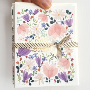 Image of 11 Greeting Cards & Envelopes