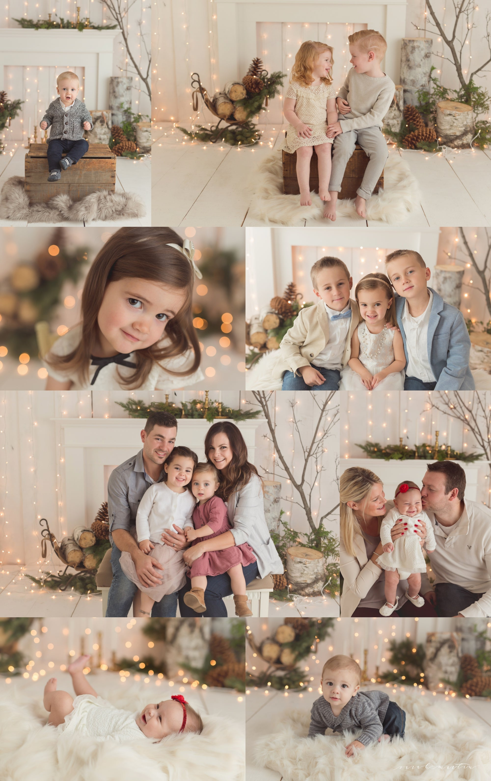 Simple Elegant Christmas Cards
