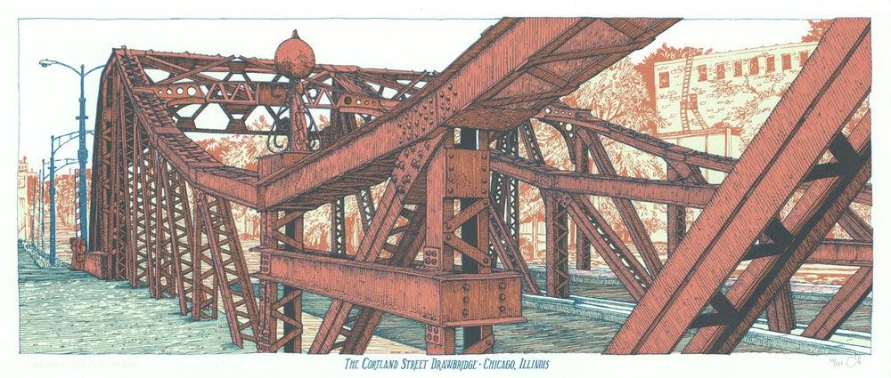 "Image of ""The Cortland Street Drawbridge"""