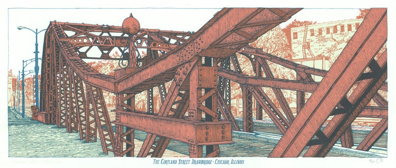 "Image of ""The Cortland Street Drawbridge"""