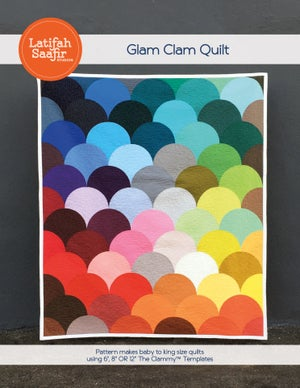 Image of Glam Clam Quilt
