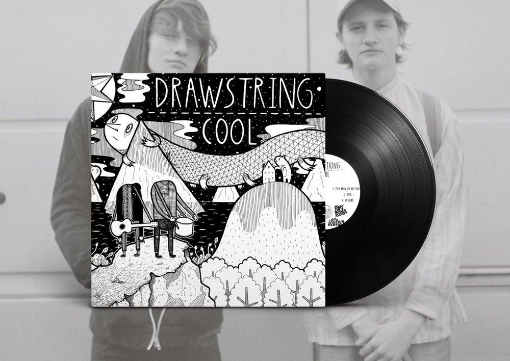 """Image of Drawstring - Cool - 12"""" Vinyl"""