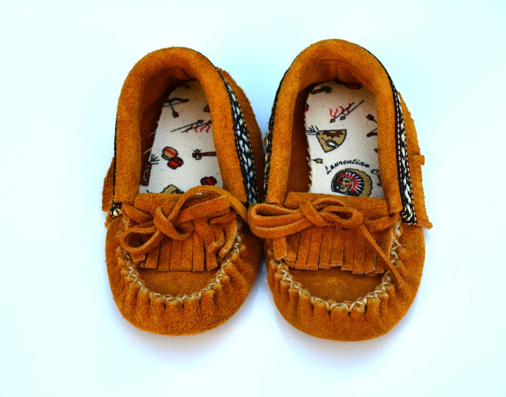 Image of Baby Mocassins