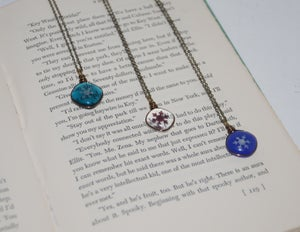 Image of Urban Fusions ~ Snowflake Necklace