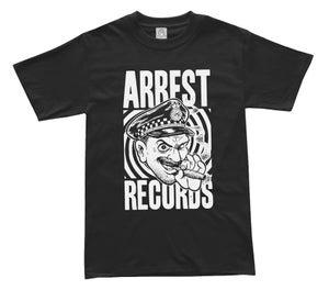 """Image of Arrest Records Shirt """"Cop"""" $20 Plus Postage"""