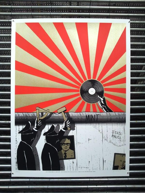 """Image of """"PLATTENSAMMELN IN DER DDR"""""""