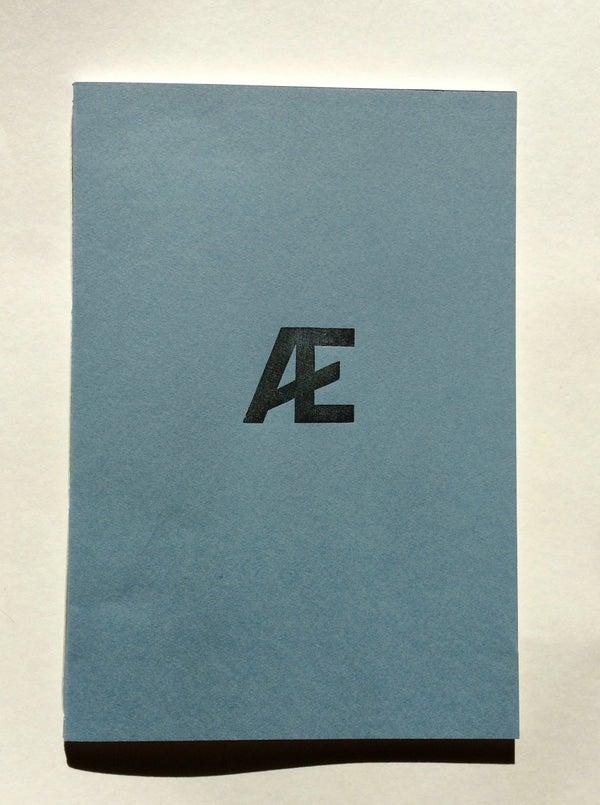 Image of blÆkk anthology 1st edition