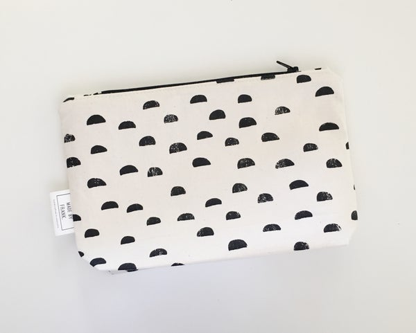 Image of Fabric Accessory Clutch