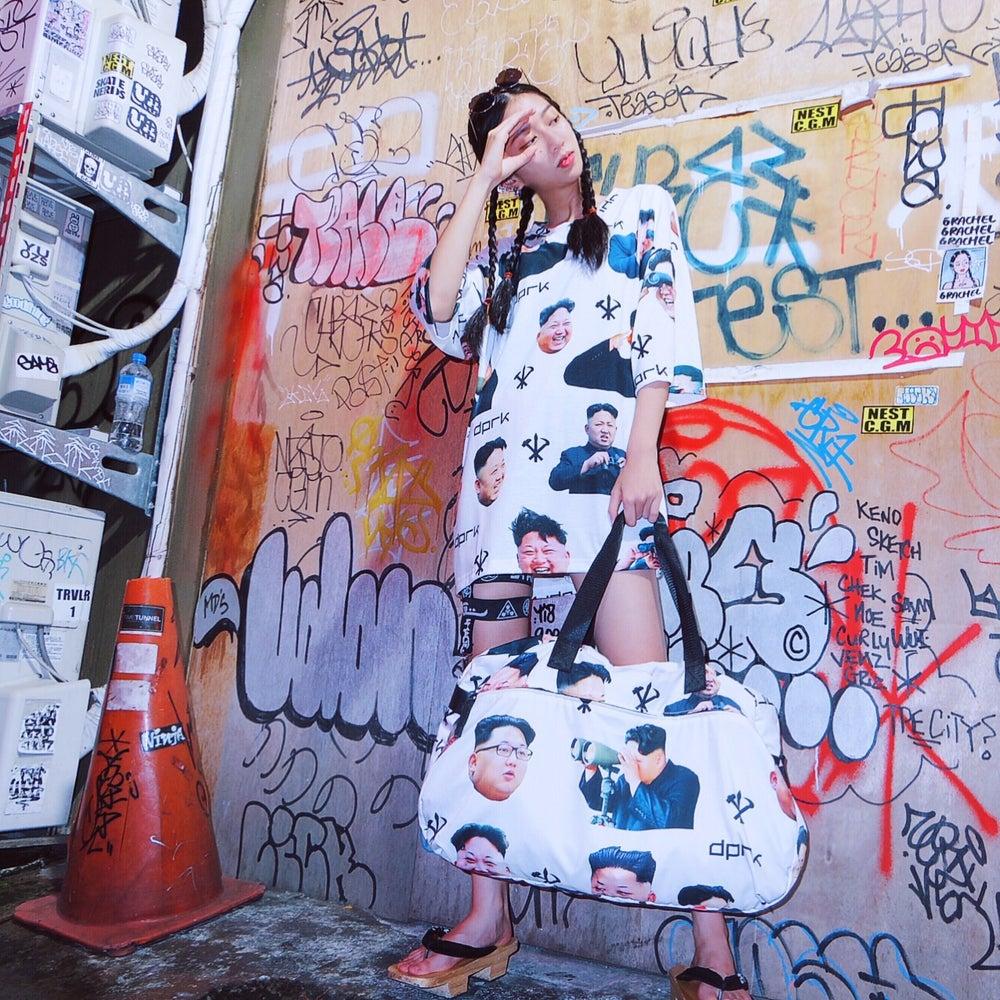 Image of DVMVGE PyongYang' KIM JONG UN Big Tee