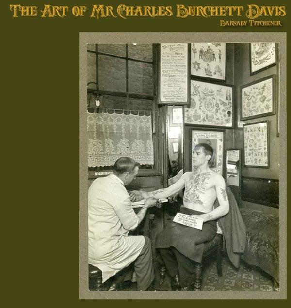 Image of The Art of Mr Charles Burchett Davis Limited Edition Box Set