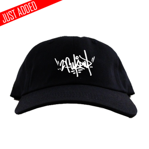 Image of 2fu Handstyles Dad Hat v1.0