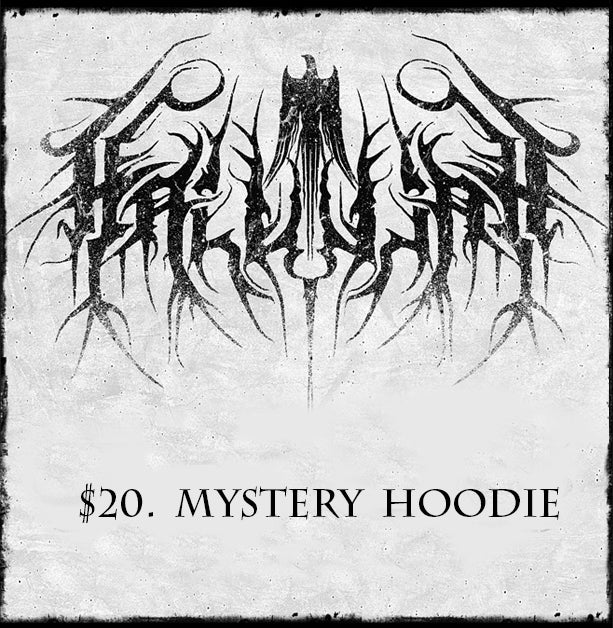 Image of Fallujah Mystery Hoodie