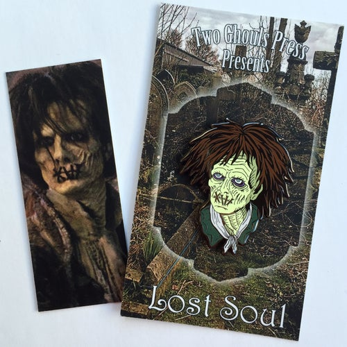 Image of Lost Soul - Lapel Pin