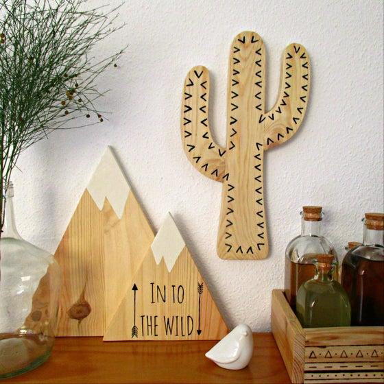 Image of Cactus - Etnic
