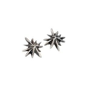 Image of Silver Starburst Studs