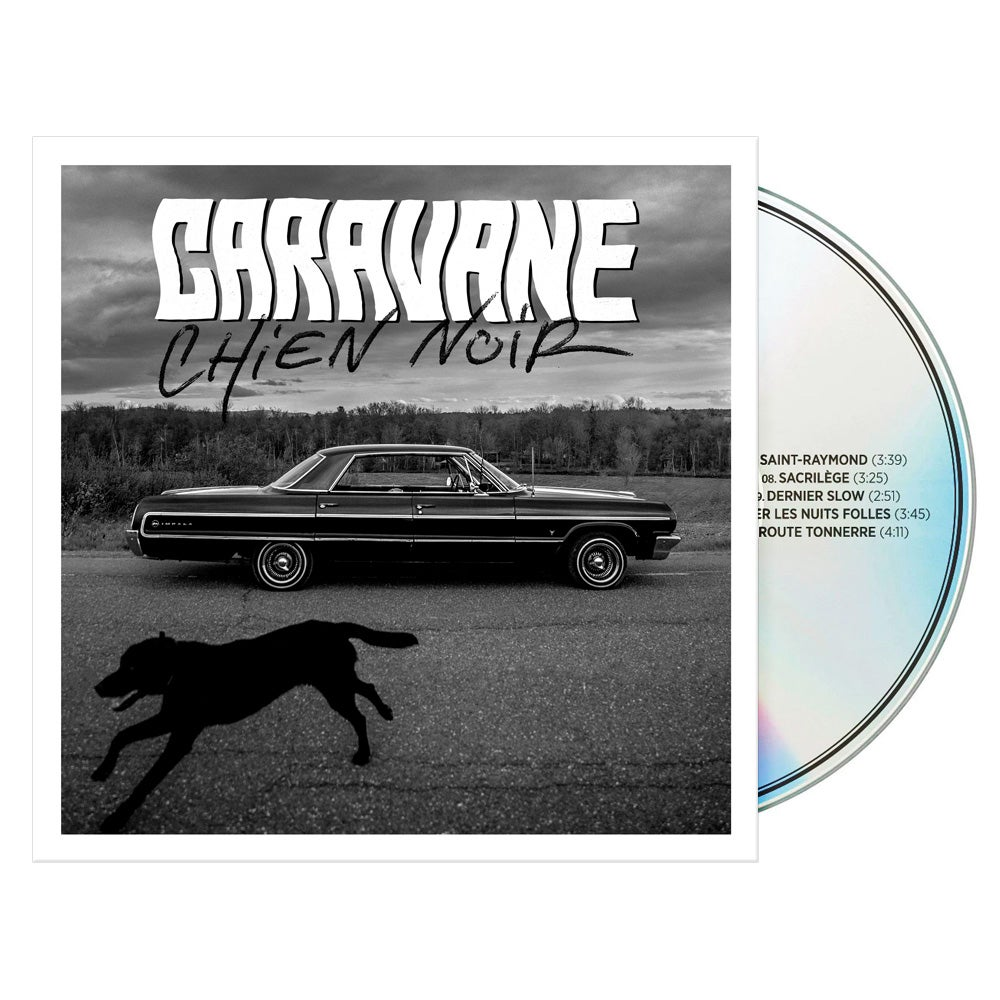 Image of Chien noir (CD)