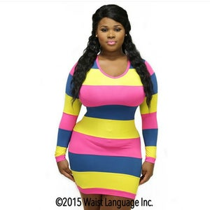 Image of The Summer Candy Dress