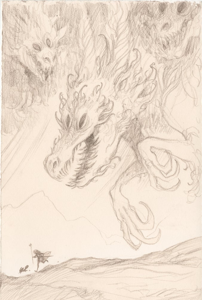 Image of Dragons and Other Incidents of Travel