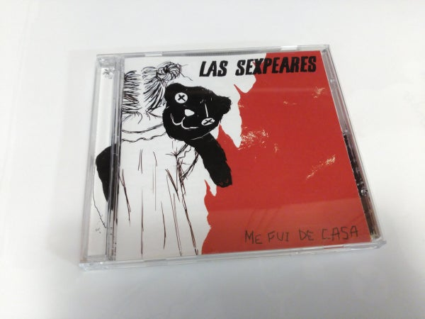 "Image of CD Físico ""Me fui de casa"""