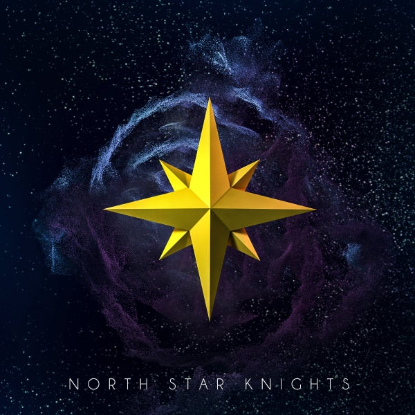 Image of NORTH STAR KNIGHTS - CD