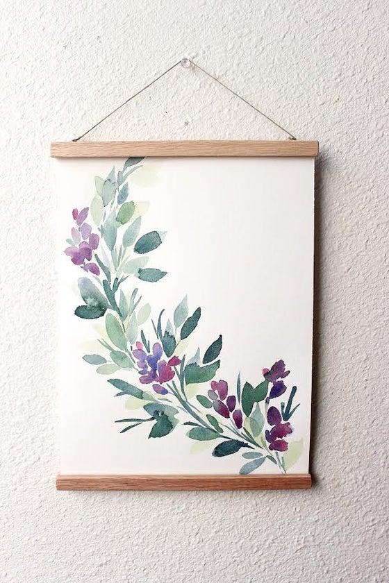 Image of ORIGINAL - floral study #8