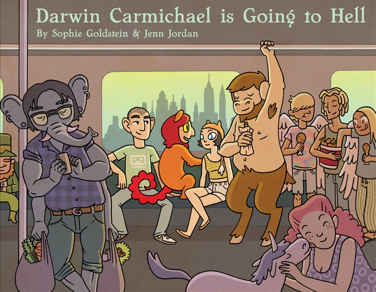Image of Darwin Carmichael is Going to Hell: The Book