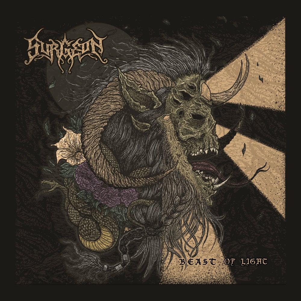 Image of Beast of Light CD